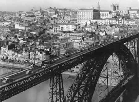 Ponte D. Luis I, Porto.