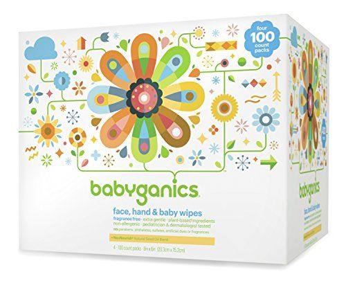 Natural Eco-Friendly Baby Wipes Comparison