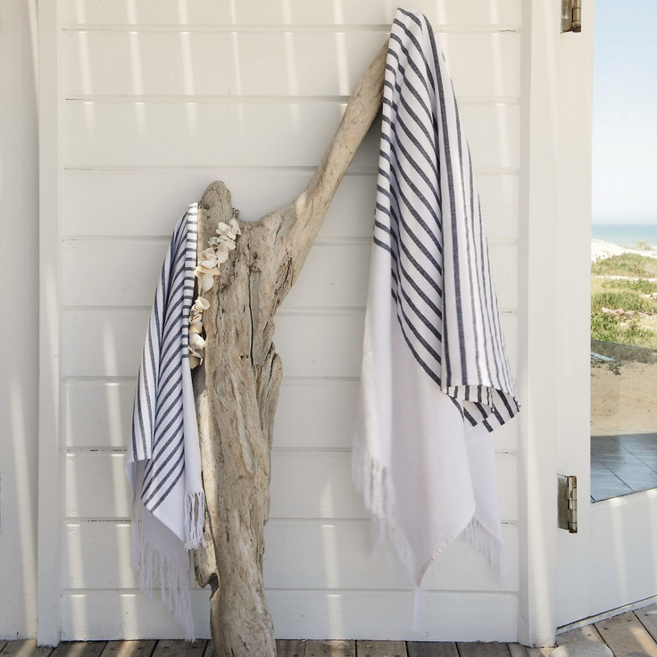 Repurpose a piece of driftwood into a