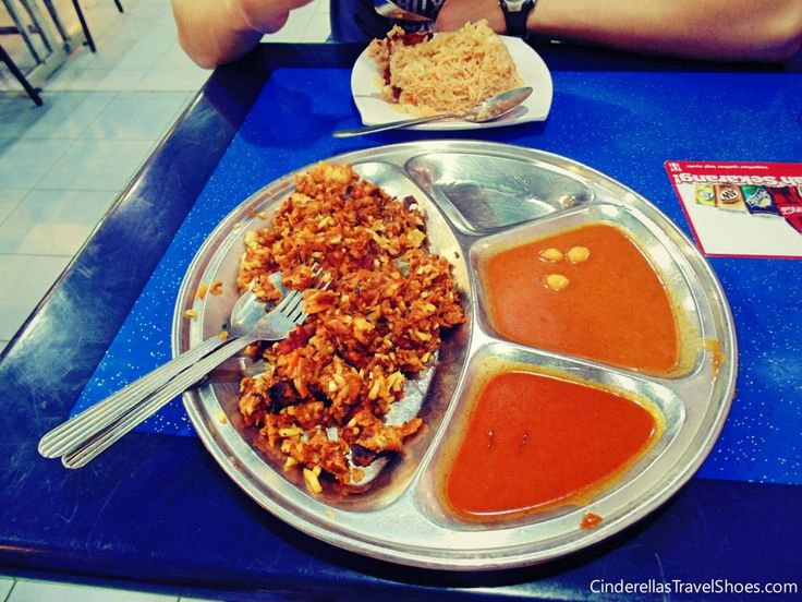 Dinner in Little India