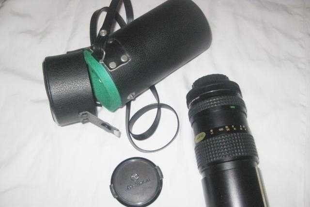 Makinon objectif pour NIKON Pentax Canon