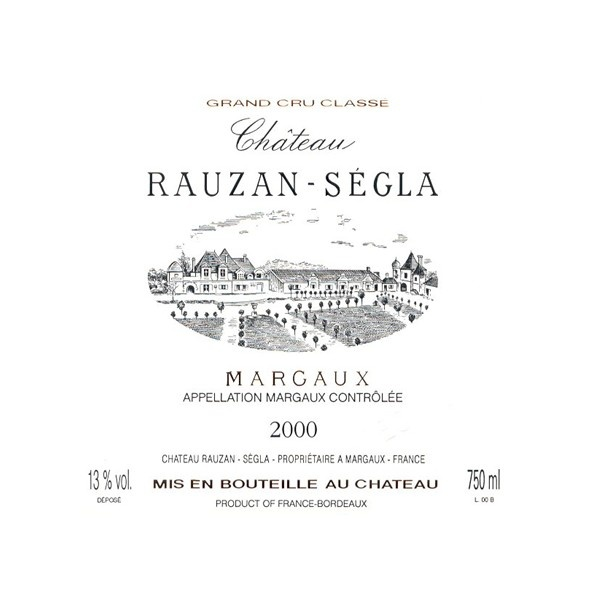 Château Rauzan Ségla - has a collaboration with Karl Lagerfeld - http://www.rauzan-segla.com/video/