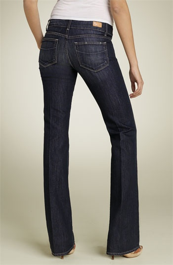 Paige Premium Denim 'Hidden Hills' Bootcut Stretch.  Another wardrobe staple!  Love Paige denim.