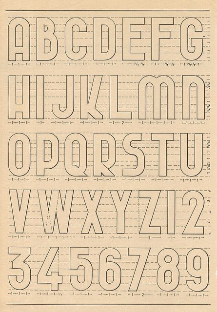 alphabets 1 by pilllpat (agence eureka)