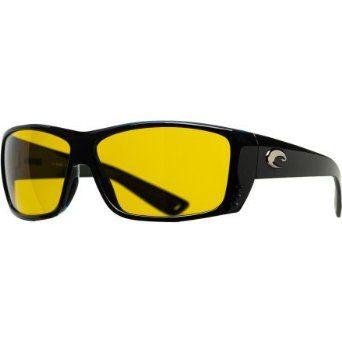 Costa Del Mar Cat Cay Polarized Sunglasses - Costa 580 Polycarbonate Lens Black Sunrise, One Size Costa Del Mar. $148.95