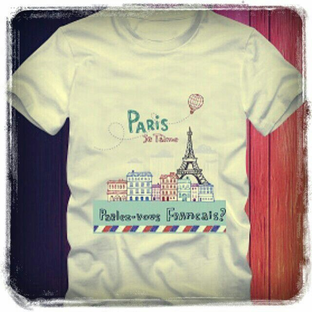 Tshirt made by us