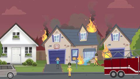 Protegez vos #Constructions contre les feux, inondations et tempetes en utilisant #ZipPanelling. Pour plus d'info : wwww.zippanelling.com/fr