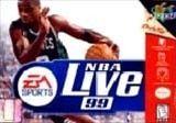 Complete NBA Live 99 - N64