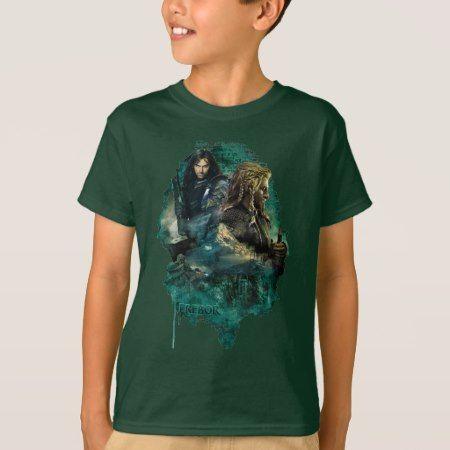 Kili & Fili Over Erebor T-Shirt - tap, personalize, buy right now!