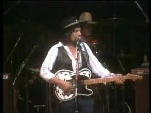 "Luckenback, Texas - Waylon Jennings. Classic. ""Maybe it's time we got down to the basics of love......"""