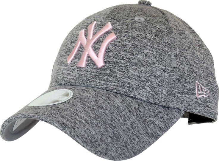 0fcdf730c74df ... New Era 9Forty Womens Tech Jersey Baseball Cap. Jersey Grey