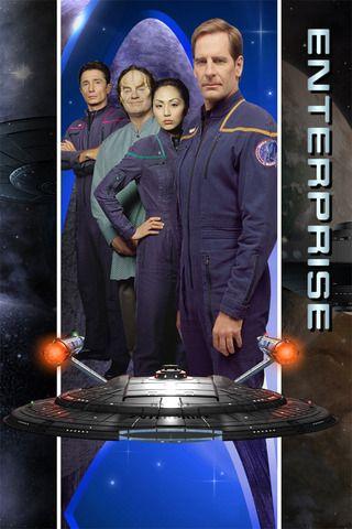 Watch Star Trek: Enterprise Episodes