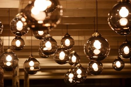 Restaurant Ikanos | Design: Blazysgérard | Photo : Jean Longpré