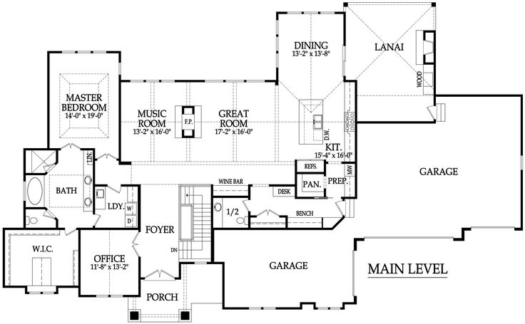 23 best huntington floor plan images on pinterest floor plans the huntington is a floor plan designed exclusively for starr homes and our locations in the kansas city ks area malvernweather Gallery