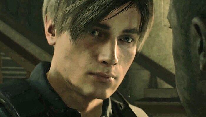 Leonkennedy Leon Kennedy Resident Evil Biohazard Re 2 Remake