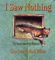I saw nothing - Gary Crew