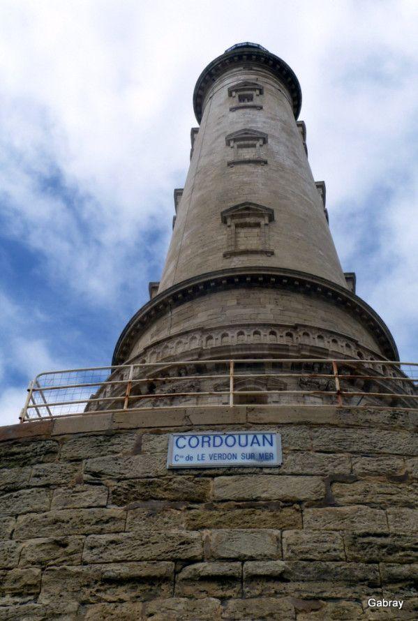 Le phare de Cordouan, le plus ancien de France (1584-1611) encore en activité. Gironde. Aquitaine