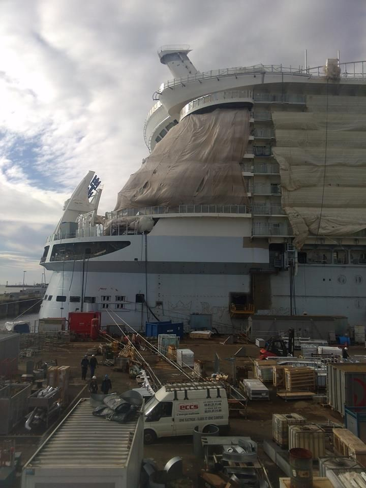 November 5 2015 - Harmony of the Seas