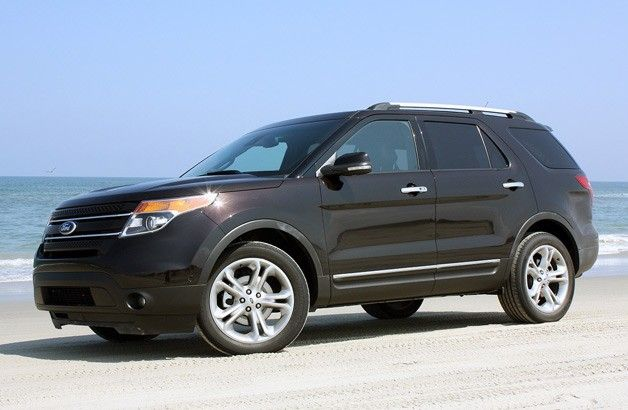 Review: 2013 Ford Explorer Limited AWD