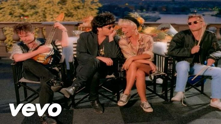 Roxette - How Do You Do! - https://www.youtube.com/watch?v=nx2iLOvP0rM