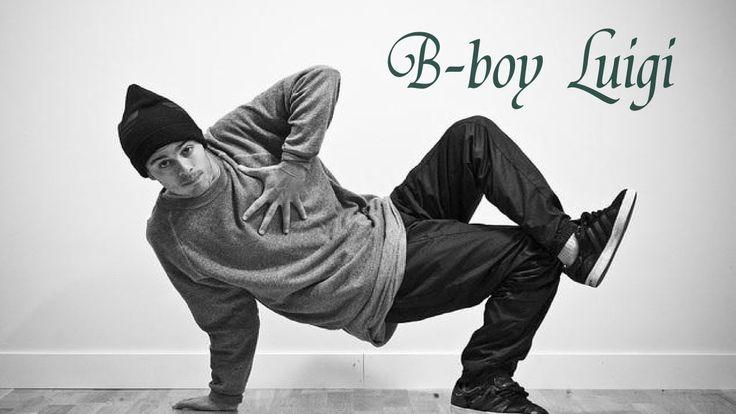 bboy luigi - Breakin' Cypher