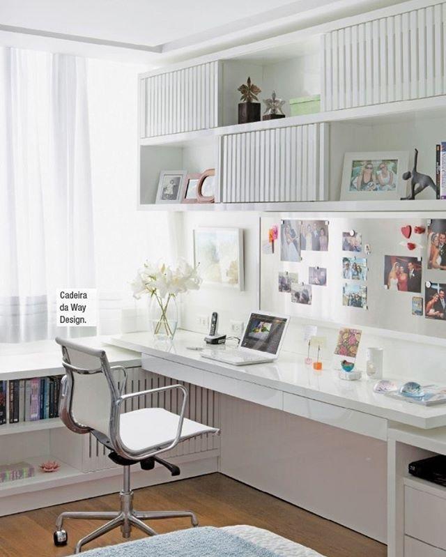Ambiente de trabalho clean!