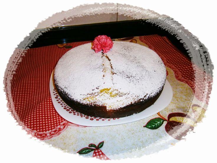 Chocolate y Purpurina:  BIZCOCHO DE YOGUR    Hoy te traigo una receta fac...