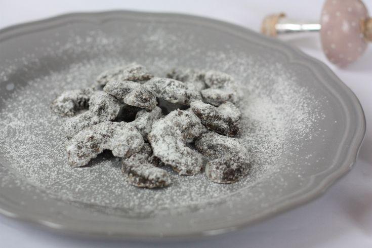 """Makové """"vanilkové"""" rožteky (bez lepku, bez zŕn) – Varíme Paleo"""