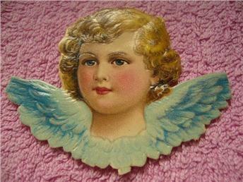 Angel. Bokmärkesängel.