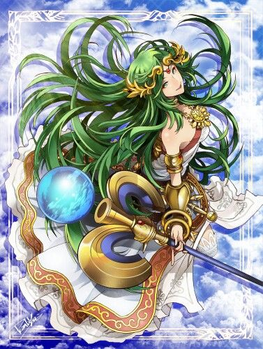 84 Best Images About Kid Icarus Uprising On Pinterest
