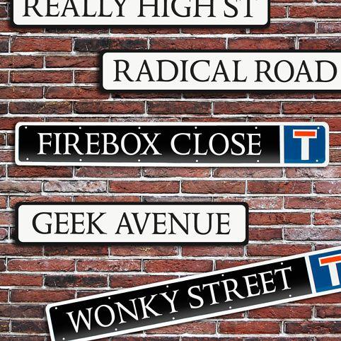 Street sign?