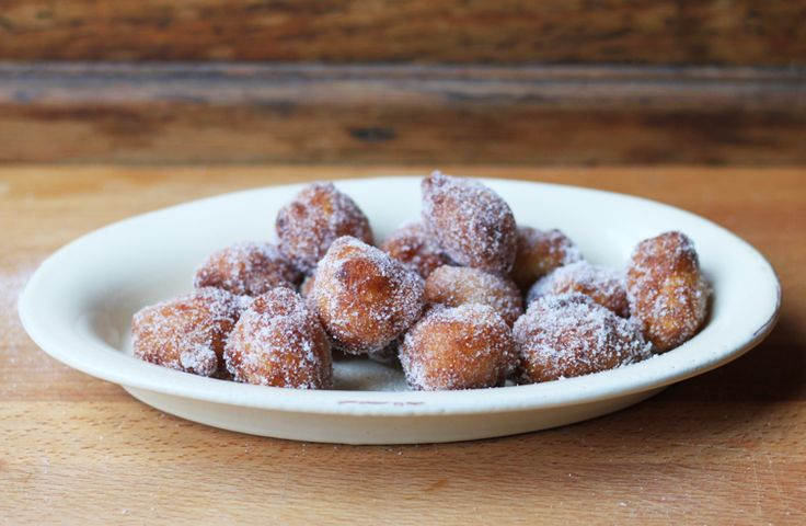 Tuscans celebrate their Father's day with these sugar-crusted, fluffy fritters of rice pudding.