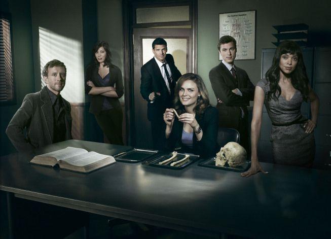 Bones Season 5 Cast Promo Photos