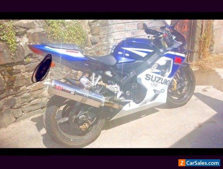 Suzuki gsxr 750 k6 #suzuki #gsxr #forsale #unitedkingdom