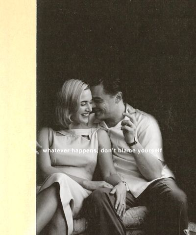 """""""Revolutionary Road."""" One of my all time favorite movies ..."""