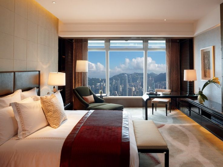 A 312 Room Hotel In A Glass And Chrome Tower Above A Luxury