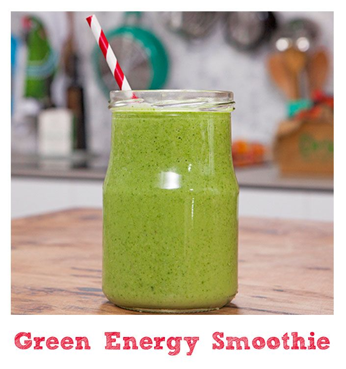 Nothing like a delicious dose of avocado, kale and other nutritious ingredients to kick-start your day!