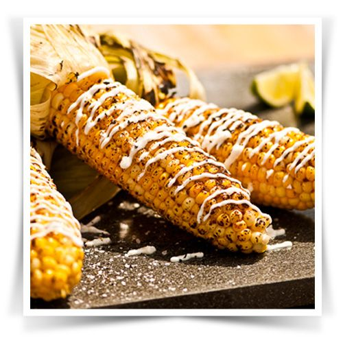 Indian Corn on the Cob #Pataks #Grill #BBQ #Summer #Barbecue #Recipe #IndianFood #India #MixinaLittleIndia #MixinaLittleBBQ