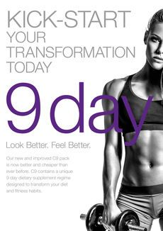 Forever F.I.T - Kick-start your transformation with a 9 day cleanse