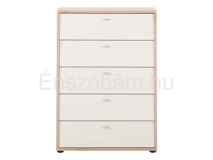 DEL-Zero Z26 cipősszekrény - Zero ifjúsági bútor - Énszobám.hu