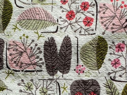 Vintage Barkcloth fabric