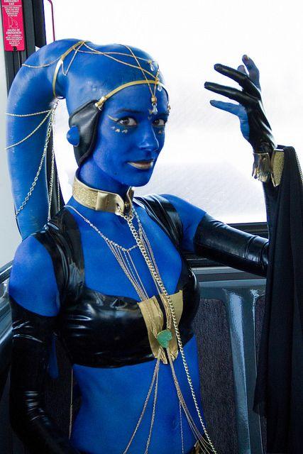 blue twilek sith by - photo #4