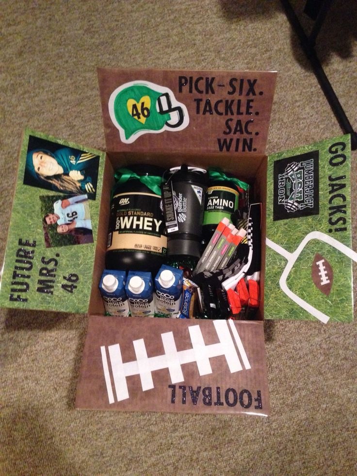 Football Related Gifts For Boyfriend Creativepoem Co