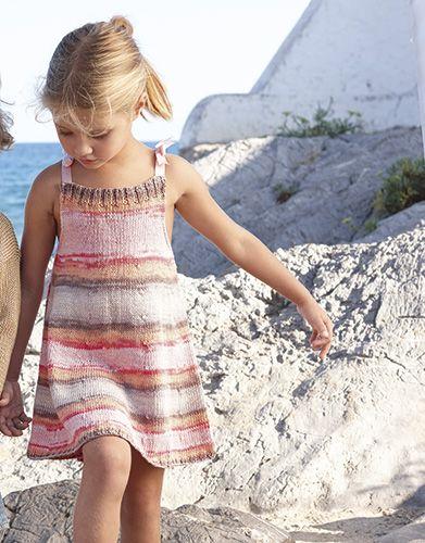 Revista Niños 81 Primavera / Verano | 20: Niños Vestido | Coral-Naranja-Marrón