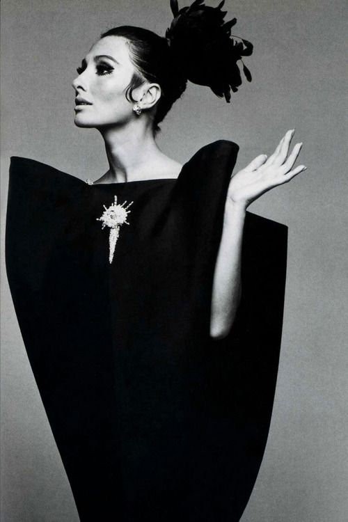 Cristobal Balenciaga, 1967 | With Love, Lala | Pinterest ...