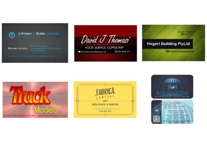 I will design a stunning and beautiful business card for $5