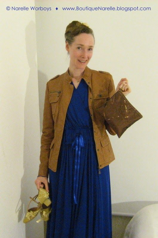 Spring Bridal Fling and a Leather Jacket (modestly diverting fashion fun) http://boutiquenarelle.blogspot.co.nz/2014/09/spring-bridal-fling-and-leather-jacket.html