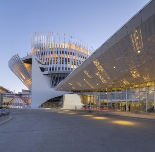 Casino of Montréal by Menkès Shooner Dagenais LeTourneux + Provencher Roy Architectes