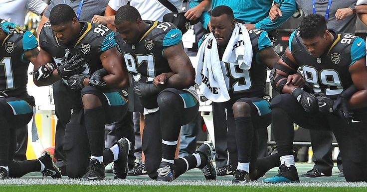 """NFL to Air Unity Ad After Trump Blasts Anthem Protests  In the wake of President Trump railing against football players who protest during the national anthem and calling for fans to boycott games, theNFL has resurrecteda one-minute adproduced for the Super Bowl earlier this year to promote a message of unity. The commercial, titled """"Inside These Lines,"""" will air tonight during NBC's Sunday Night Football telecast. It was also tweeted by the league Sunday morning. In the commercia.."""