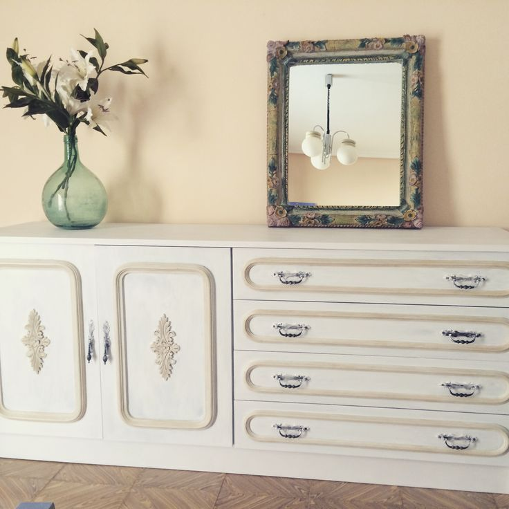 #chalkpaint #aparador #furniture